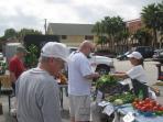 Shop at Cape Coral's Farmer's Market each Saturday