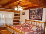 Master Bedroom - King Size Bed