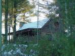Pine Crest Cabin - December 2010 Snow