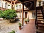 XVIII century patio