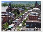 Downtown Milton on summer Saturdays 7am-1200, Local Market