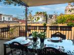 Perfect Terrace-Views-Piazza Navona-Campo Fiori-Da