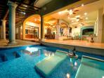 Turtle Bay Pool & Lounge Area