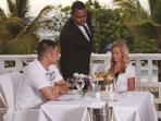 Blue Lagoon restaurant - wonderful seafood!