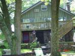 House and Phabulous Backyard