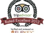 Trip advisor Award 2012