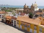 Romantic guesthouse  in the center of Cartagena