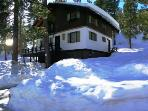 4 Bedroom Mountain Chalet in Quiet Setting ~ RA807