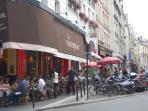 Le Comptoir Famous Restaurant