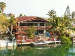 Venetian Tropics 3 bedroom pool home on canal