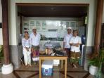 Kitchen, Chefs and Butlers