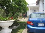 Paradise Palms Jamaica Villa Montego Bay Jamaica drive parks up to 3 cars safe and secure inside