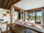 Villa Kavya Master Bedroom to Terrace