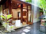 Villa Bunga Wangi Outdoor Shower