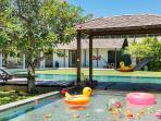 Villa Kavya Kiddies Pool