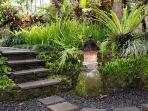 Ria Sayan Garden Path