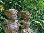Garden Statues - Ria Sayan