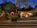 Villa Bunga Wangi - Frangipani Suite from Living Room