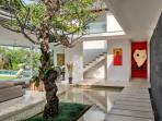 Villa Kavya from Guest Bedroom