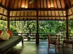 Villa Bunga Wangi - Lily Suite Balcony