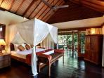 Villa Bunga Wangi Lily Suite -  River View