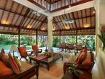 Villa Bunga Wangi Living Room