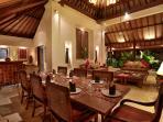 Villa Bunga Wangi Night Dining