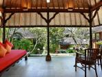Villa Bunga Wangi View from Frangipani Suite
