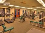ho\'olei Gym Included