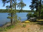 White Pond - Canoe, swim, fish or relax by beautiful freshwater lake