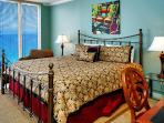 Master Bedroom with Gulf view