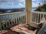 ...and adjacent veranda