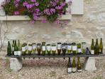 The Wine Rack - for empties only!