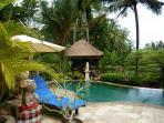Breakfast Pavillion - Pool