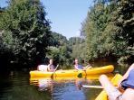 Plenty of Canoeing