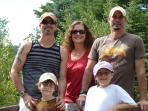 The Silvia Family