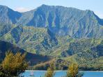 Mt. Waialeale and Hanalei