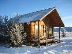 Darby Cabin & Barn