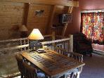 Barn Living Area