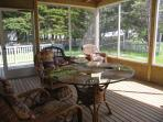 Screened in Sun Room - Spruce