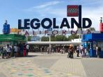 Lego Land  5 minutes away