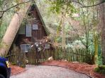 Cottage on the Creek/Under Redwoods