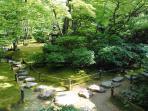 Okouchi Sanso Village in Arashiyama