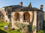 Casa Dami - Loggia and outside Table