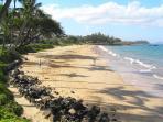 Kamaole II Beach Across the street