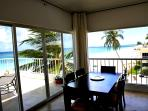 Dining Room, 7 mile beach, Pool, Patio