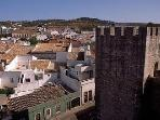 The Castle of Loulé 10 kms away