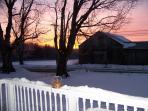 More Winter Sunrise