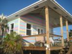 Your Private Romantic Bahama Beach House for 2 on the Atlantic Ocean in Governor's Harbour Eleuthera