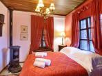 Pileas Bedroom